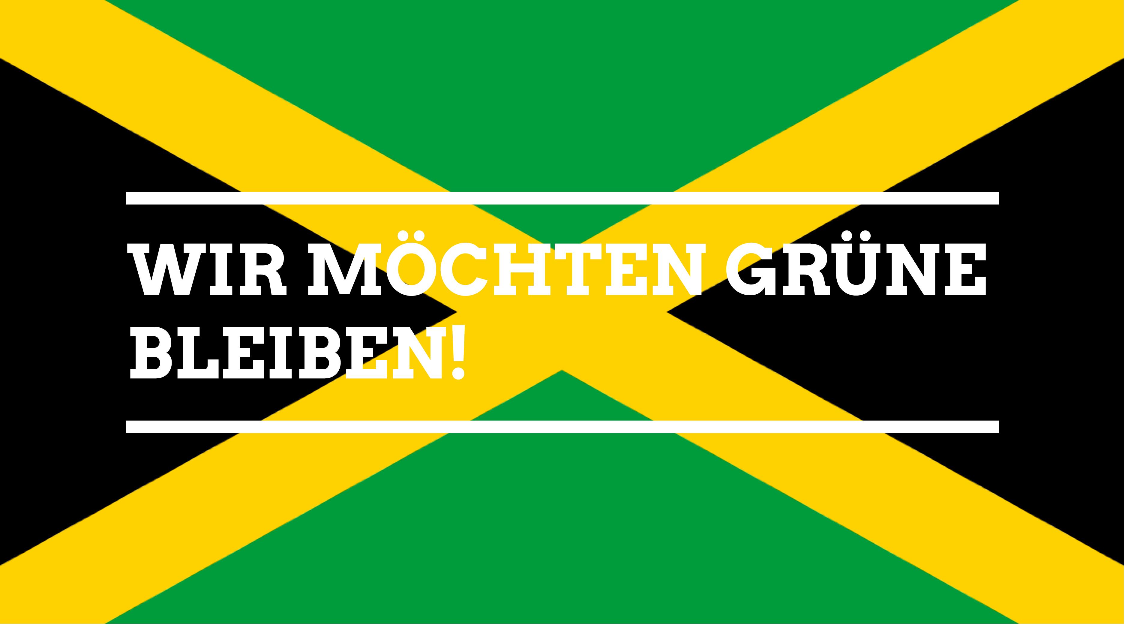 """Offener Brief: """"Jamaika"""" darf uns nicht schaden!"""