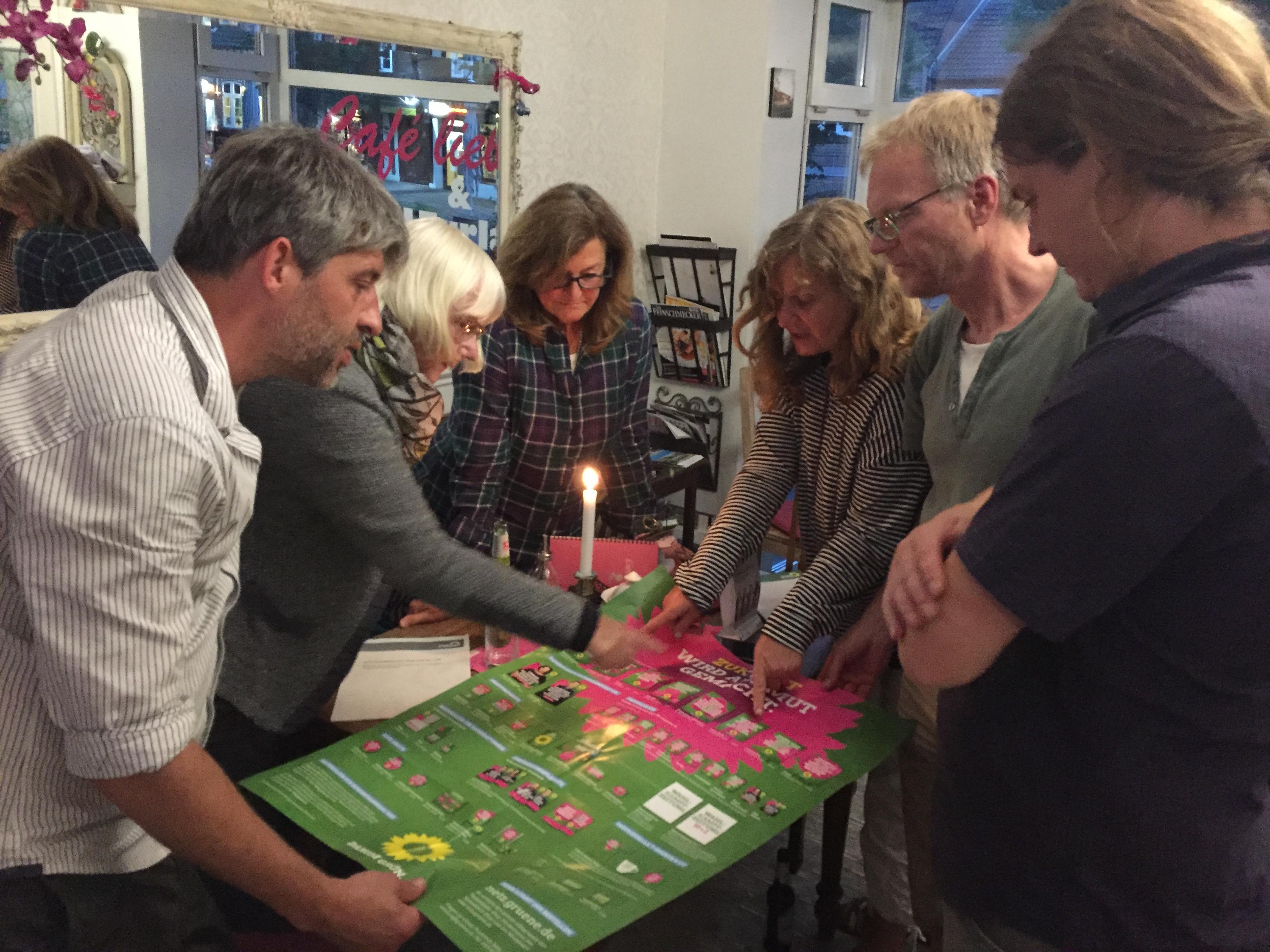 Falko Siering ist neuer Schriftführer